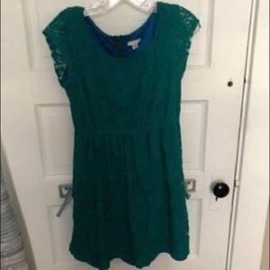 xhiliaration women's dress